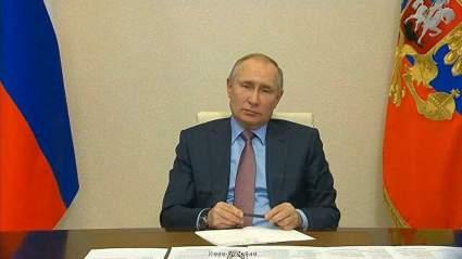 Путин заявил, что протесты в защиту Навального были вызваны усталостью населения