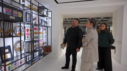 Сергей Жуков впервые показал свою новую квартиру