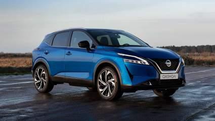 Nissan презентовал кроссовер Qashqai нового поколения