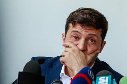 Украинский политолог Погребинский назвал Зеленского «слабаком»