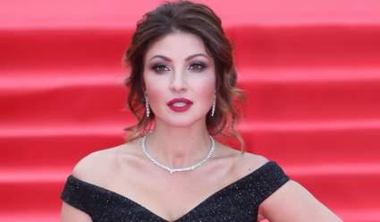Анастасия Макеева появилась на публике вместе с бывшим супругом
