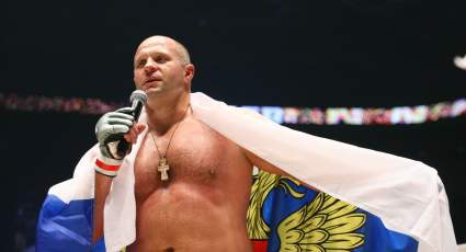 Бразилец Зулузиньо считает Федора Емельяненко лучшим российским бойцом в истории ММА