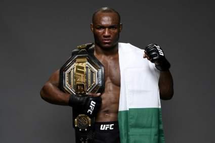 Камару Усман повторил рекорд Хабиба Нурмагомедова в UFC
