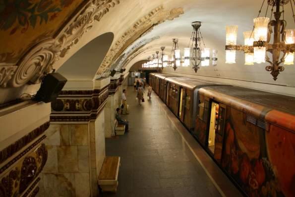 Метро в Москве обзаведется новой системой наблюдения