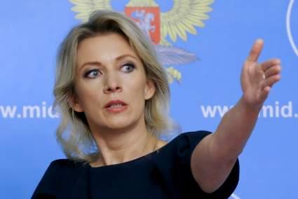 Представитель МИД Захарова призвала страны Запада ввести санкции против самих себя