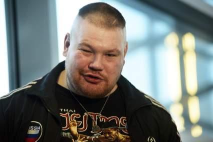 Вячеслав Дацик победил нокаутом Тайсона Дижона