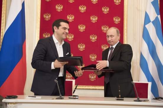 Владимир Путин не принял приглашение посетить Грецию