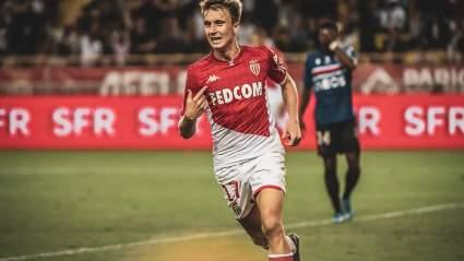«Монако» обыграл «Нант» в Чемпионате Франции