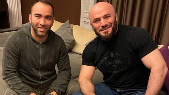 Исмаилов не ударил Камила Гаджиева при встрече, как обещал
