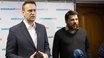 """Оппозиционер Волков: «Только """"язык власти"""" и санкции могут освободить Навального»"""