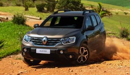 Автокомпания Renault в РФ начала продажи кроссовера Duster нового поколения