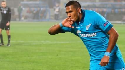 ЦСКА заинтересован в приобретении Саломона Рондона