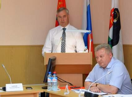 В Ивановской области избрали главу Гаврилово-Посадского муниципального образования
