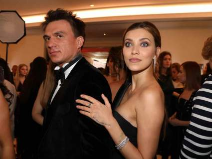 Регина Тодоренко мило поздравила Влада Топалова с Днем всех влюбленных