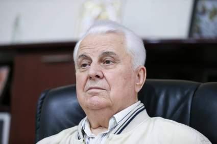 Экс-глава Украины Кравчук предложил признать вооруженный конфликт в Донбассе войной