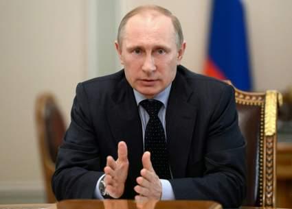 Путин: Правительству я поручал поговорить о продовольственных сертификатах