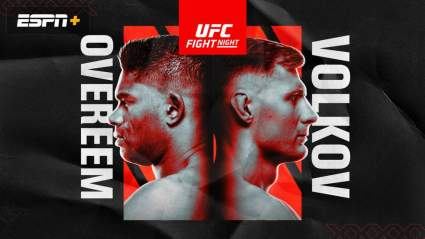 В сети появился файткард UFC Fight Night 184, который пройдет 6 февраля