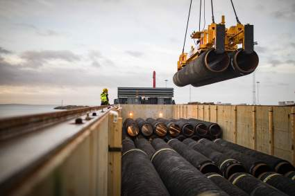 Франция призвала ФРГ отказаться от строительства «Северного потока-2»