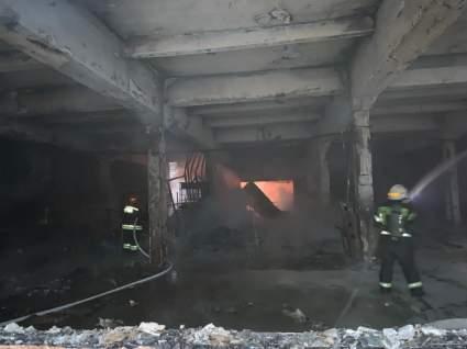 В Иванове прокуратура инициировала проверку из-за пожара на Меланжевом комбинате