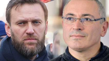 Противник Кремля Ходорковский: «Навальный был в той же ситуации, что и я»