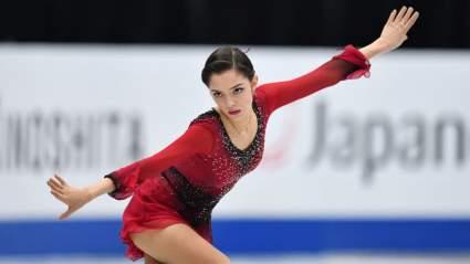 Фигуристка Медведева заявила, что хочет попробовать себя в роли тренера
