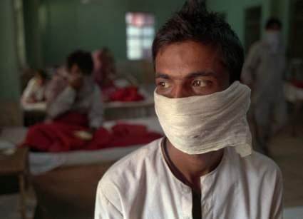 В Конго 500 жителей заразились новым видом чумы