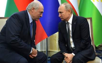 Аналитик Агафонов: «Путин дал Лукашенко ночь на раздумья»