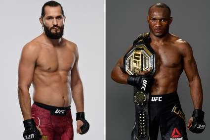 Камару Усман и Хорхе Масвидал могут стать тренерами нового сезона шоу по MMA TUF