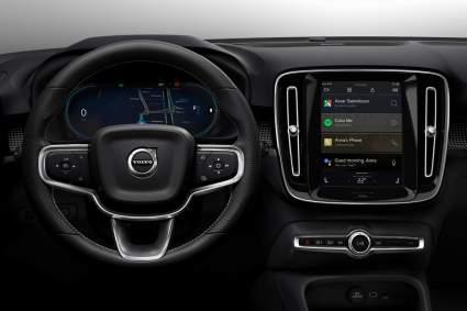 Volvo разработал интерфейс по программированию полезных приложений