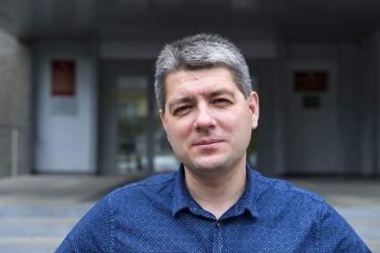 Сергей Беспалов ушел с должности координатора штаба Навального в Иркутске