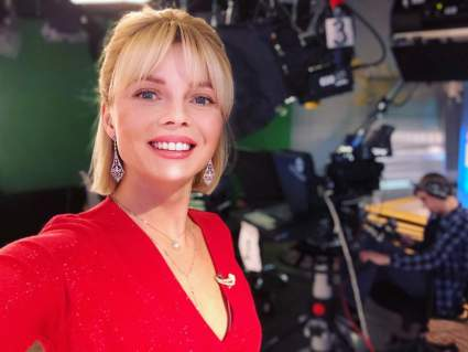 Экс-супруг Волочковой Игорь Вдовин женился на телеведущей Елене Николаевой