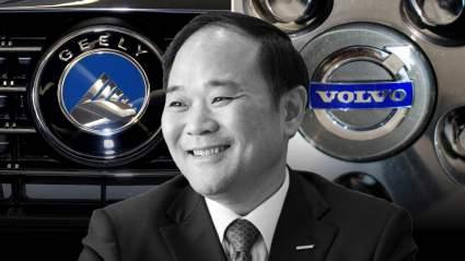 Volvo Cars и Geely Auto начнут совместное производство двигателей в КНР