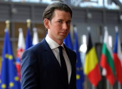 Канцлер Австрии Себастьян Курц поддержал позицию ФРГ по «Северному потоку — 2»