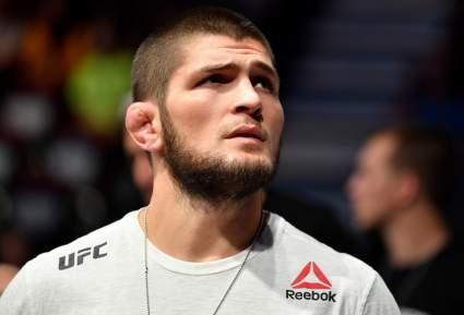 Нурмагомедов вновь возглавил рейтинг UFC