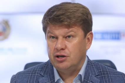 Губерниев считает, что нужно более агрессивно заниматься с Загитовой в кадре