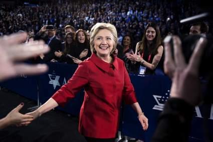 Хиллари Клинтон готовится к выпуску собственного триллера