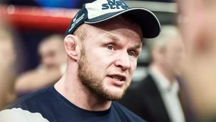 Шлеменко заявил, что бой с Исмаиловым не является для него приоритетным