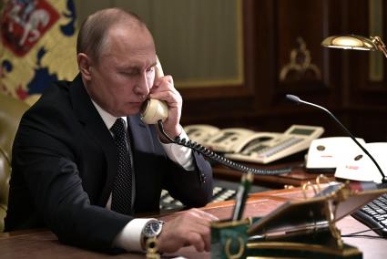 Путин и Пашинян обсудили ситуацию в Армении
