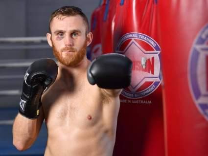 Ирландский боксер Деннис Хоган: «Это я выбрал Тима Цзю, а не он меня»