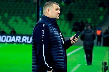 Худяков рассказал, что футболисты «Тамбова» зарабатывают не более 50 тысяч рублей в месяц
