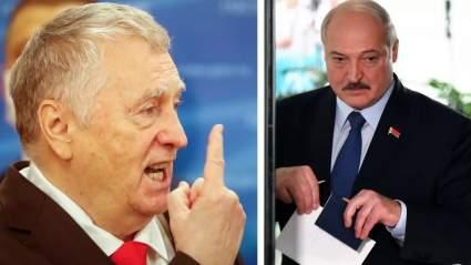 Жириновский предрек скорый уход Лукашенко на фоне его последних заявлений