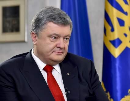 Петр Порошенко рассказал о планах Украины по возвращению Крыма