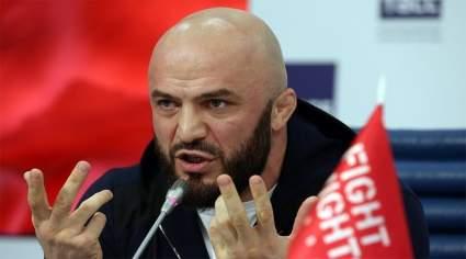 Боец MMA Магомед Исмаилов подтвердил бой с Владимиром Минеевым
