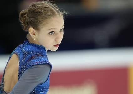 Александра Трусова и Анна Щербакова не вошли в состав участников Финала Кубка РФ