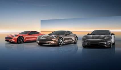 Представлены три новые комплектации седана GS-6 от Karma
