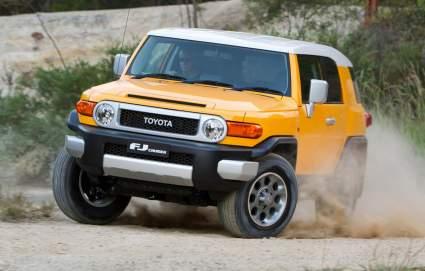 Автоконцерн Toyota выпустит мини-внедорожник, который превзойдет Suzuki Jimny