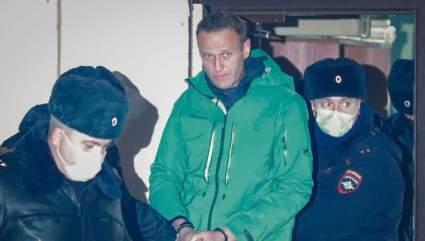 Навального перевезут из «Матросской тишины» колонию общего режима