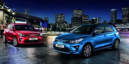 Седан KIA Rio стал самым продаваемым автомобилем в России в январе 2021 года
