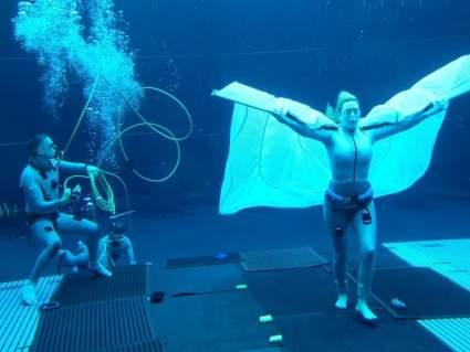 Кейт Уинслет едва не утонула на съемках продолжения «Аватара»