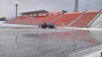 В Иванове 6 марта планируют открыть стадион «Текстильщик»